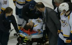 Nashville Predators Rookie Kevin Fiala Suffers Broken Femur