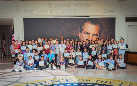 BYMS Has Most Winners For Richard Nixon Geography Test