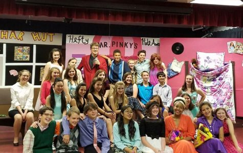 BYMS Advanced Drama Performs Hairspray Jr.