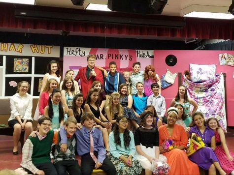 "BYMS Advanced Drama to Perform ""Hairspray Jr."""