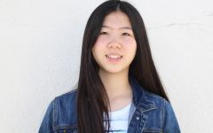 Language Arts Student of the Week: Cindy Wang