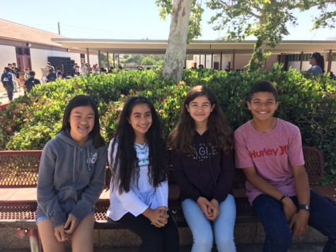BYMS Elects New Officers for 2017-2018 School Year