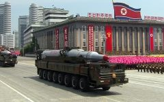 North Korea a Top Concern for the US