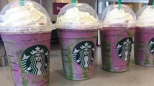 Starbucks Introduces the Mermaid Frappucino