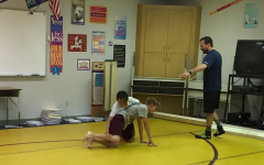 Wrestling Club Returns to BYMS