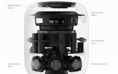 "Apple Introduces ""HomePod"", Smart Controlled Voice Speaker"