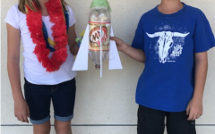 "PYLUSD Students ""Trip Into Science"" With Bottle Rockets and Land Yachts"