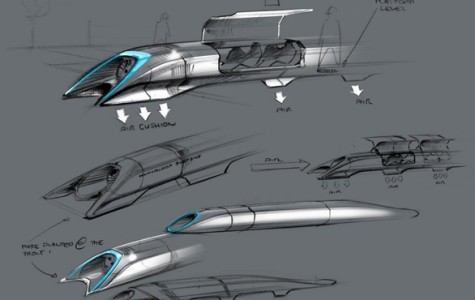 Tesla's Hyperloop: From LA to San Francisco in 30 Minutes