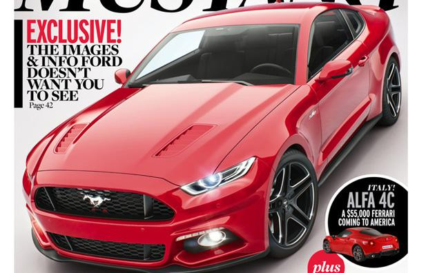 2015+Mustang+Revealed