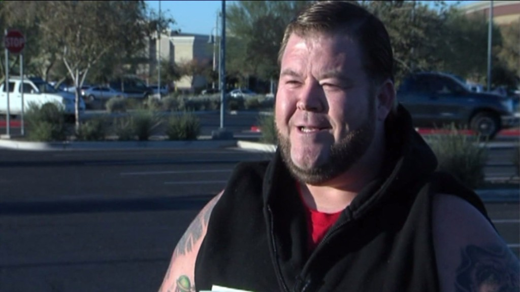 Man Banned from Wal-Mart for Life