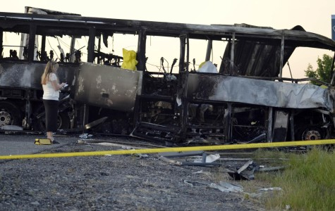 Bus Crash Highlights Safety Issues in California