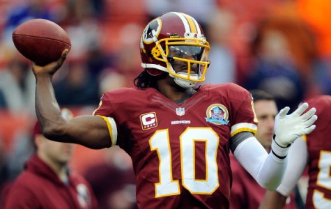 RG III Injured Again?