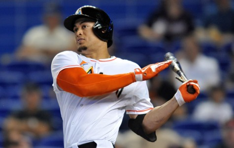 MVP Giancarlo Stanton Injured by Fastball to Face