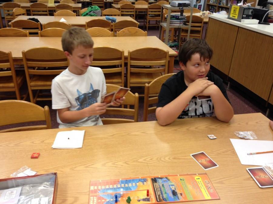 BYMS Board Game Club to Challenge Students