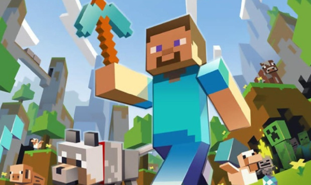 Minecraft now owned by Microsoft.