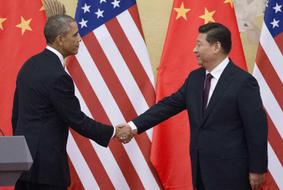 U.S and China Reach Climate Accord