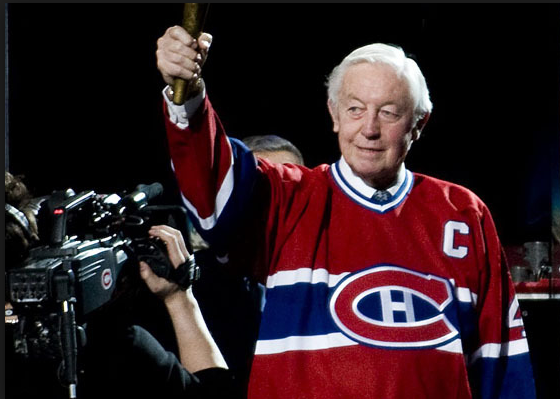 Montreal Canadiens' Hockey Legend Jean Beliveau Passes Away