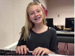 BYMS Social Studies Student of the Week: Maddie Freund