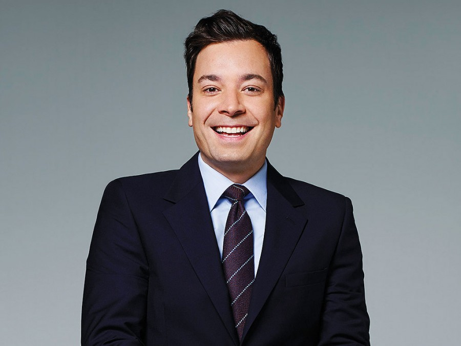 Jimmy+Fallon+Chosen+as+Entertainer+of+the+Year+by+Entertainment+Weekly