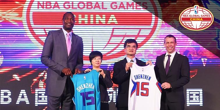 Los+Angeles+Clippers+Going+to+China+for+NBA+Global+Games