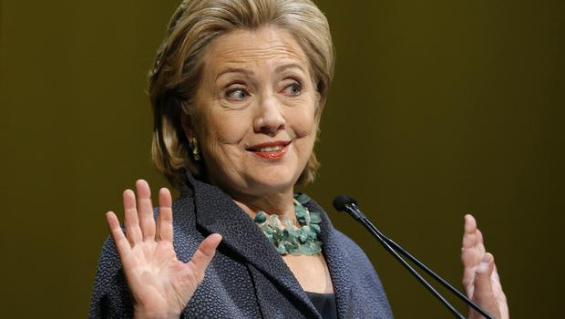 Hillary Clinton Uses Personal Email For Work