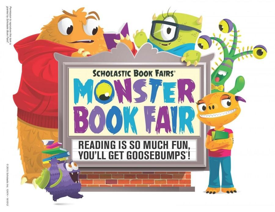 BYMS Monster Bookfair Offers Good Reads and Fun Shopping