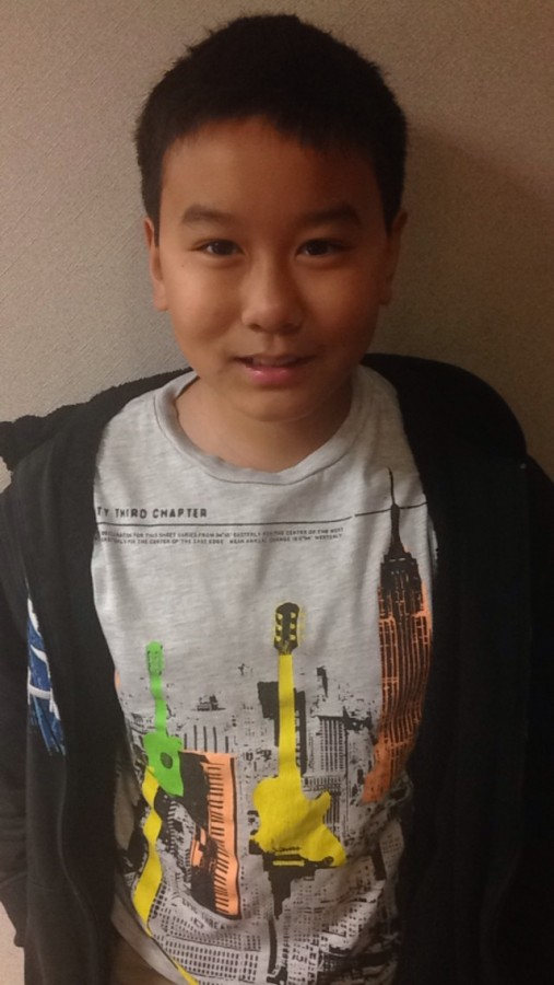 Student of the Week : Matthew Yee