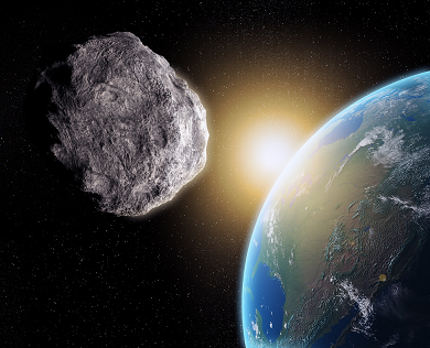 Asteroid Expected to Fly By Earth in March of 2016
