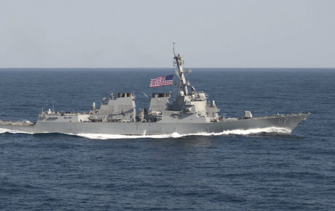 China Heavily Condemns US for Sending Warships Near Island