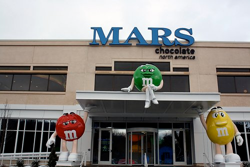 Mars Inc. Decides to Remove Artificial Coloring From All Candy Products Over The Next 5 Years