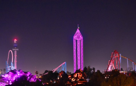 Knott's Goes Pink For Cancer Awareness
