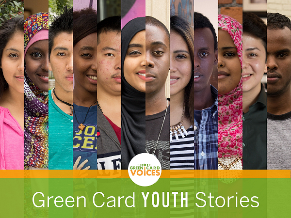 Green Card YOUTH Voices Spotlights Wellstone International High School Students