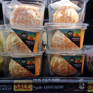 Whole Foods Orange Packaging is Less than Appealing to Others