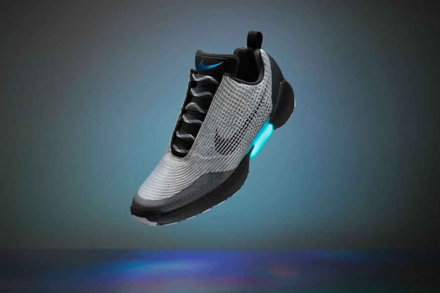 Nike+HyperAdapt+1.0+and+New+App+Revealed