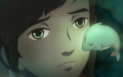 The Animation Studio Responsible for 'Legend of Korra' is Now Releasing a Feature Presentation Dubbed 'Big Fish & Begonia'