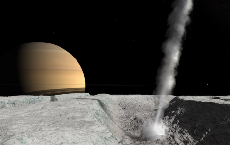 Geysers are Discovered On Saturn's Moon, Enceladus