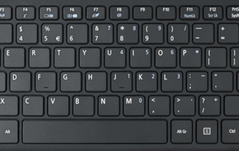 Why is the Keyboard not in Alphabetical Order?