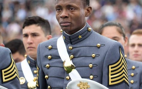 Photo of Haitian Born West Point Graduate Goes Viral