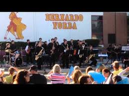 Photo Courtesy of Bernardo Yorba Middle School Jazz Band