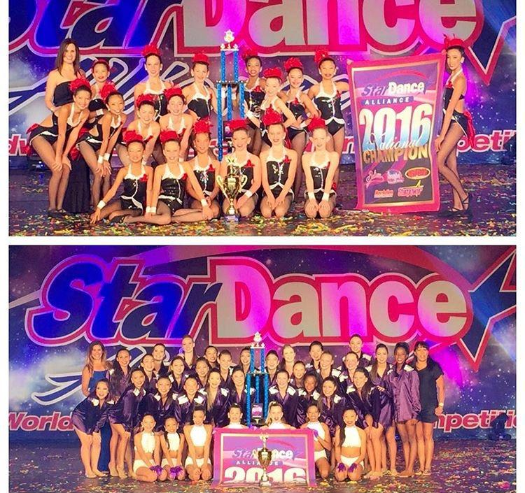 %22The+Dance+Spot%22+Awarded+National+Victory+Cup
