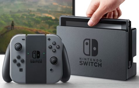 Nintendo Reveals a New Game System; The Switch