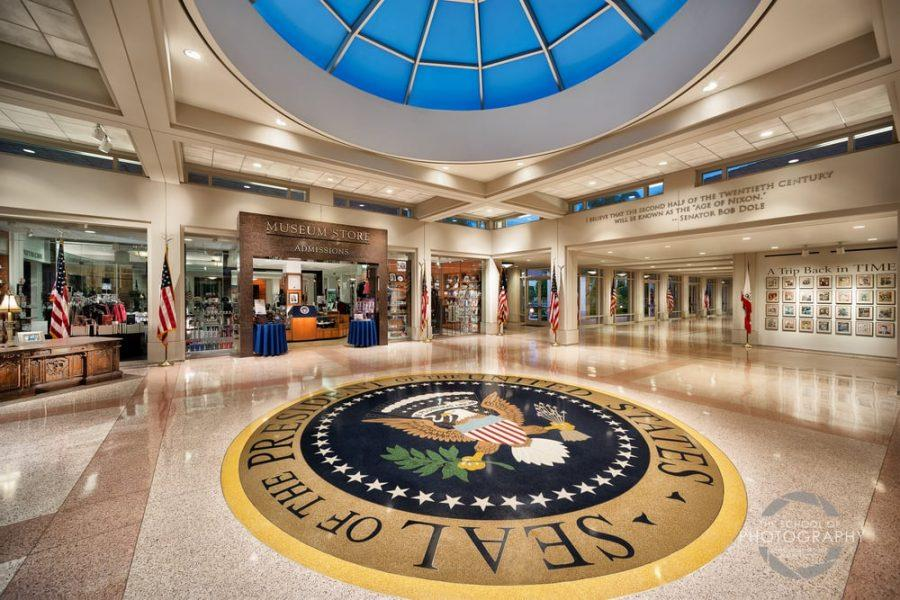 Nixon Library Re Opens with a New Look and Feel