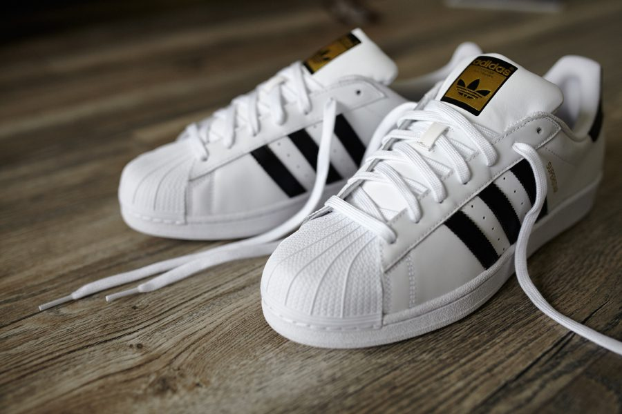 Are Adidas Superstars the new Converse?