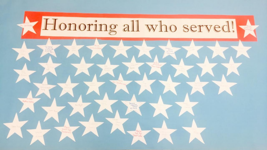 BYMS Honors Veterans with