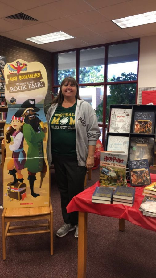 BYMS Book Fair Brings Best Sellers to Students
