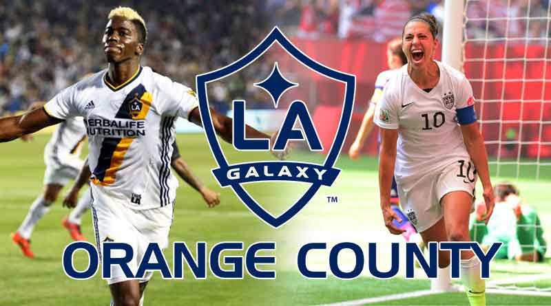 LA Galaxy Adds Youth Teams to Orange County