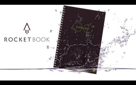 Rocketbook Introduces Everlasting Notebook