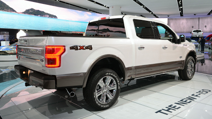 Ford F-150 Diesel Coming in 2018