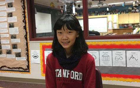 Orchestra Student of the Week: Hannah Park