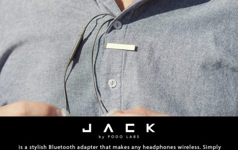 "Kickstarter of the Week: ""Jack"" by Podo Labs Turns any Headphones Wireless"